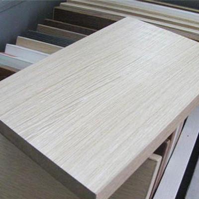杨木贴面板